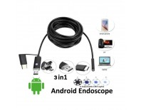 3 in 1 5M Endoscope