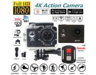 4K Waterproof Action Cam