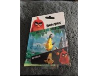 Angry Birds Keychain Yellow