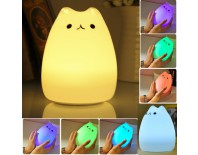 Colorful Silicon Animal Light
