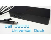 Dell D6000 Docking Station