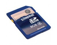 Kingston SDHC 8Gb