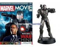 Marvel Movie Collection Iron Man 2 Warmachine