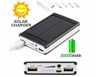 Solar Powerbank 30.000Mah