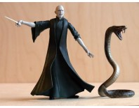 Tomy Harry Potter The Deathly Hallows Valdemort