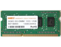Waris 2Gb Ddr3 1333Mhz
